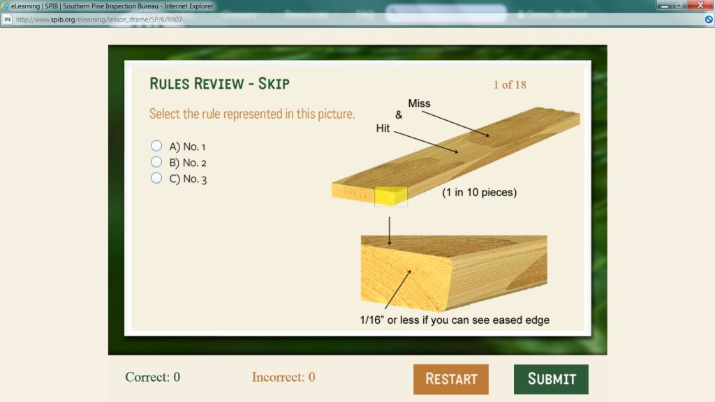 Lumber Rules Review