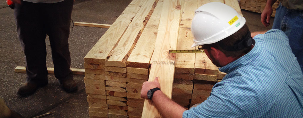 What every Dimension Lumber Grader Trainee Should Know